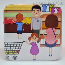Vásárlás, Bevásárlás