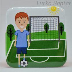 Futball, Foci fiú