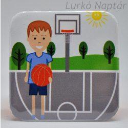 Kosárlabda, Röplabda, Kézilabda